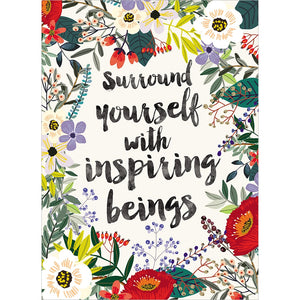 Inspired Beings All Occasion Greeting Card 6 pack
