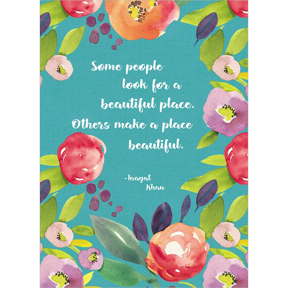 Beautiful Place All Occasion Greeting Card 6 pack