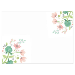 Happy Time Wedding Greeting Card 6 pack