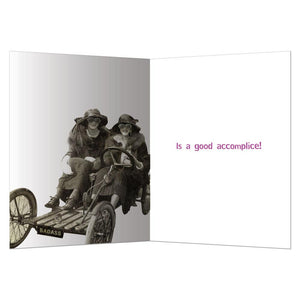 Better Than A Good Friend Birthday Greeting Card 6 pack