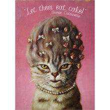 Load image into Gallery viewer, Marie Catoinette Birthday Greeting Card 6 pack