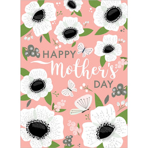 Celebrated Mother Mother's Day Greeting Card 4 pack