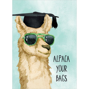 Bright Future Graduation Greeting Card 4 pack