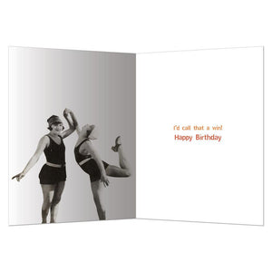 Another Year Birthday Greeting Card 6 pack