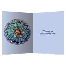 Load image into Gallery viewer, Celebrating The Day Birthday Greeting Card 6 pack