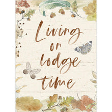 Load image into Gallery viewer, Living On Lodge Time Birthday Greeting Card 6 pack