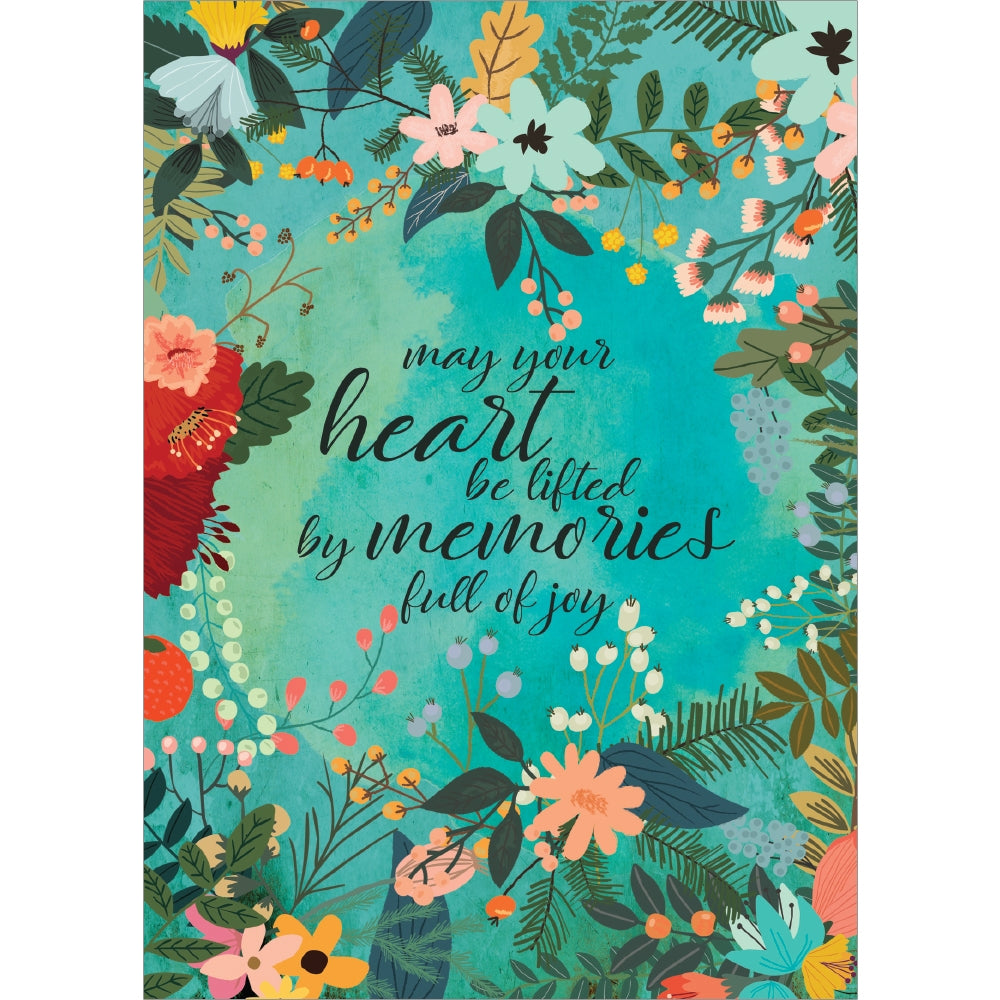 Lifted Sympathy Greeting Card 6 pack