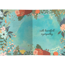Load image into Gallery viewer, Lifted Sympathy Greeting Card 6 pack