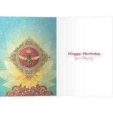 Load image into Gallery viewer, Queen For A Day Birthday Greeting Card 6 pack