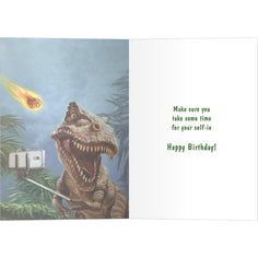 Load image into Gallery viewer, No Tomorrow Birthday Greeting Card 6 pack