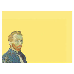 Way To Gogh Congratulations Greeting Card 6 pack