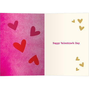 Melt My Heart Valentine Valentine's Day Greeting Card 4 pack