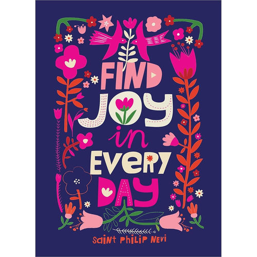 Send This Find Joy Flowers  Card