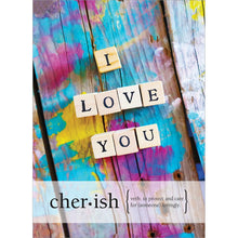 Load image into Gallery viewer, Vibrant Love You Anniversary Greeting Card 6 pack