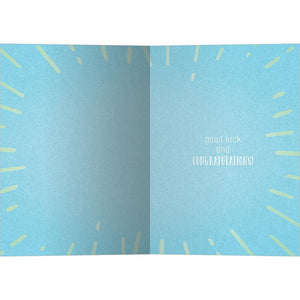 Create Your Future Graduation Greeting Card 4 pack