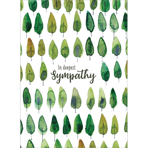 Send This Sympathy Trees  Card