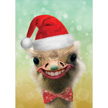 Load image into Gallery viewer, Freakishly Happy Holidays Greeting Card 4 Pack