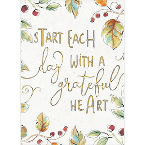 Grateful Heart Greeting Card