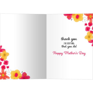 Little Things Mother's Day Greeting Card