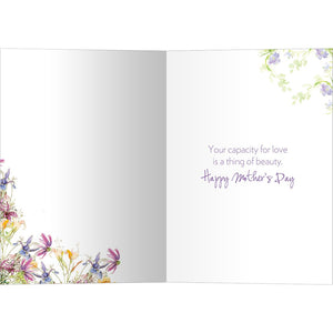 Thing of Beauty Mother's Day Greeting Card