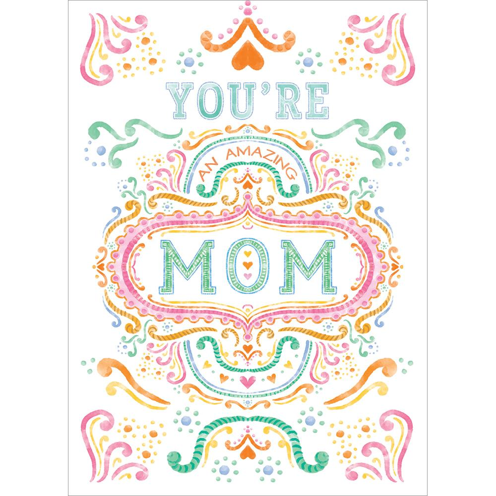 So Proud Mother's Day Greeting Card