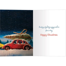Load image into Gallery viewer, Sappy Christmas Bamboo Box 16 ct Christmas Greeting Card Set