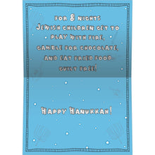 Load image into Gallery viewer, Modern Miracle Bamboo Box 16 ct Hanukkah Greeting Card Set