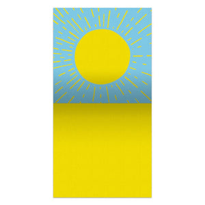 My Sunshine  All Occasion Thumb-Tack Canvas Art Card 4 pack