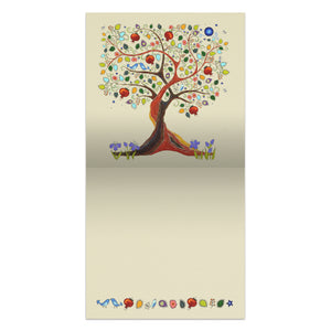 Inspiring Tree of Life  All Occasion Thumb-Tack Canvas Art Card