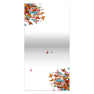 Shell of Joy  All Occasion Thumb-Tack Canvas Art Card 4 pack