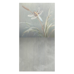 Danhui Dragonfly  All Occasion Thumb-Tack Canvas Art Card