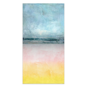 The Size of the Ocean  All Occasion Thumb-Tack Canvas Art Card