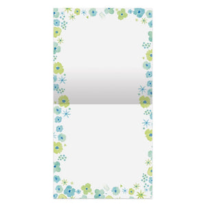 Happiness Blooms Thumb-Tack Canvas Art Card 4 pack