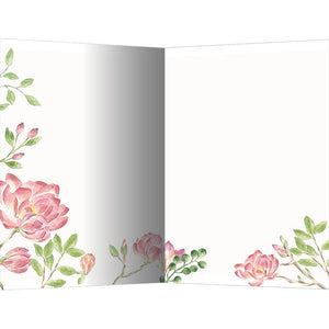 Simple Thoughts Sympathy 4x6 Bamboo Box Notecard Sets