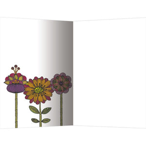 Gratitude Is The Open Door  All Occasion 4x6 Bamboo Box Notecard Sets