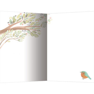 Under His Wings All Occasion 4x6 Bamboo Box Notecard Sets