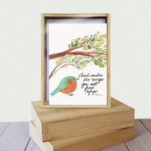 Load image into Gallery viewer, Blessings Quotes All Occasion 4x6 Bamboo Box Notecard Sets