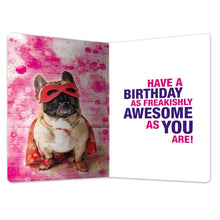 "Load image into Gallery viewer, Normal Overrated Birthday ECOnote 4""x6"" Greeting Card"