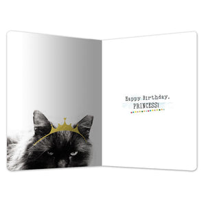 "Worship and Adore Me Birthday ECOnote 4""x6"" Greeting Card"