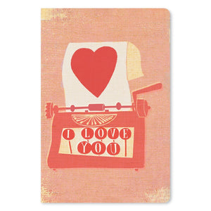 "Love Story Love ECOnote 4""x6"" Greeting Card 8 pack"