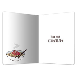 "Unphogettable Birthday ECOnote 4""x6"" Greeting Card 8 pack"