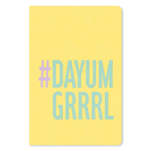 "Dayum Congratulations ECOnote 4""x6"" Greeting Card 8 pack"