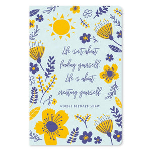 "Creating Yourself All Occasion ECOnote 4""x6"" Greeting Card"