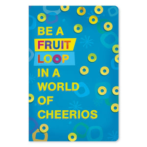 "Be Colorful All Occasion ECOnote 4""x6"" Greeting Card"