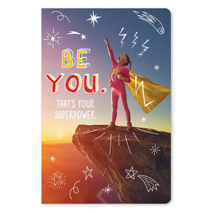 "You Have Superpowers All Occasion ECOnote 4""x6"" Greeting Card 8 pack"