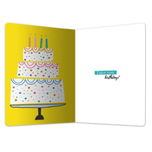 "Load image into Gallery viewer, Happy Wild Free Birthday ECOnote 4""x6"" Greeting Card"