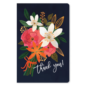 "Give Thanks Thank You ECOnote 4""x6"" Greeting Card 8 pack"