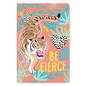 "Be Fierce All Occasion ECOnote 4""x6"" Greeting Card"