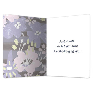 "Hello Love Thinking of You ECOnote 4""x6"" Greeting Card 8 pack"