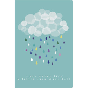"After The Rain Support ECOnote 4""x6"" Greeting Card 8 pack"